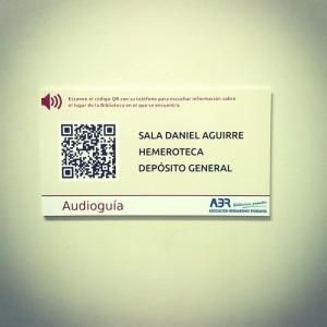 Audioguías ABR