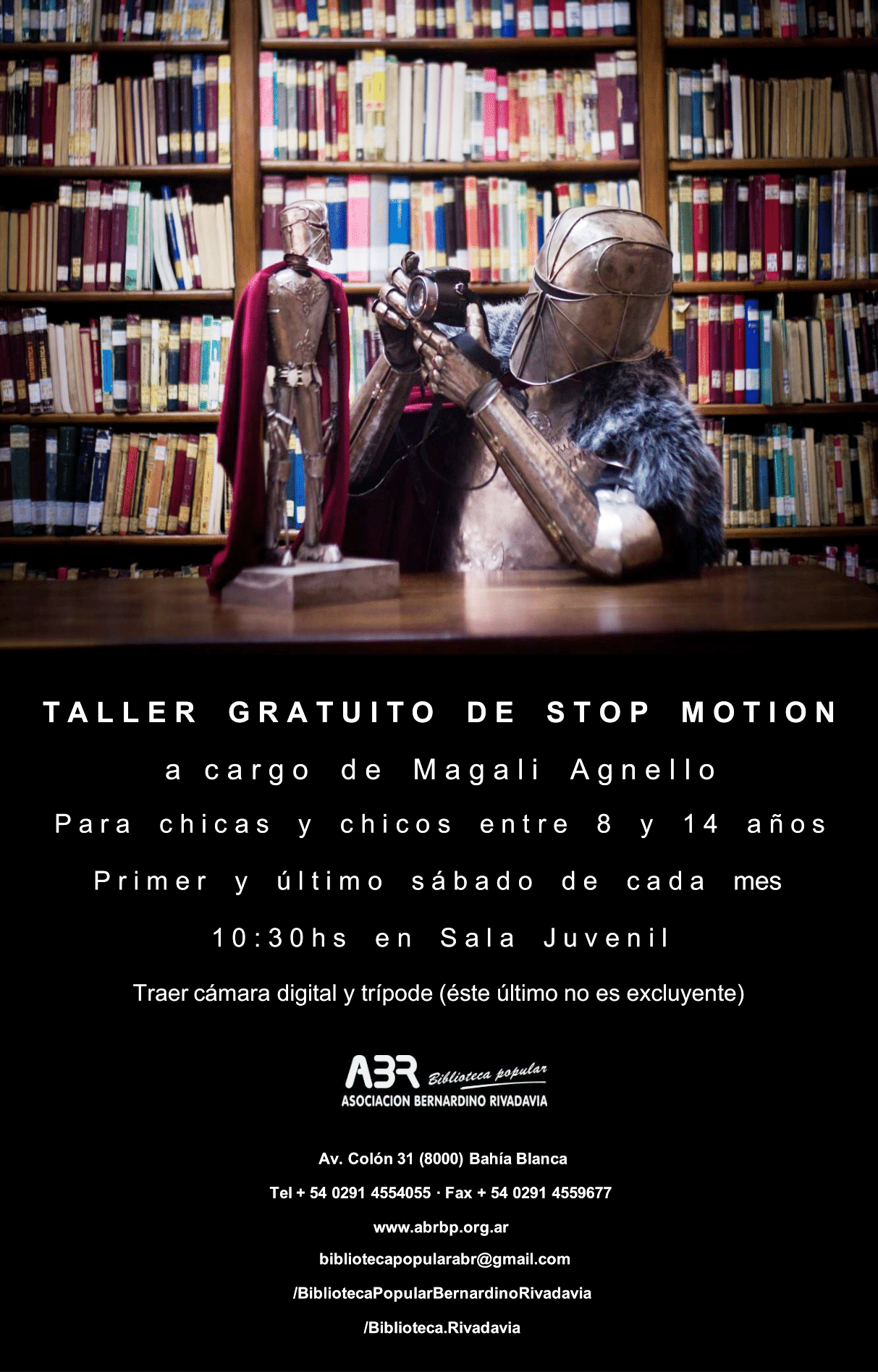 Flyer Stop Motion 2017