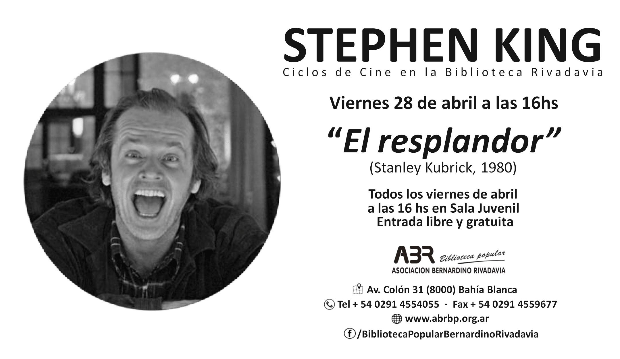 Stephen King Carrie - El resplandor