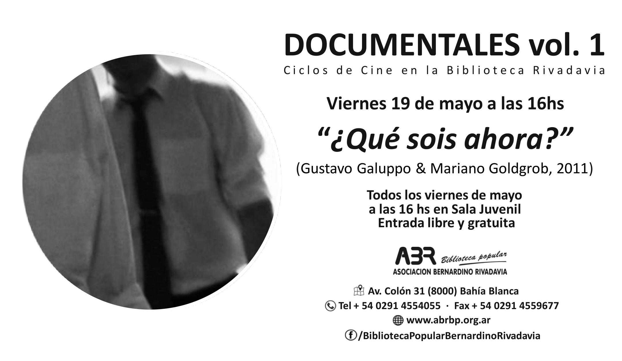 Gustavo Galuppo & Mariano Goldgrob - Qué sois ahora
